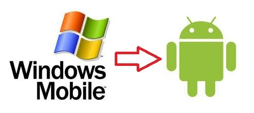 Android tager over. Windows Mobile udgår