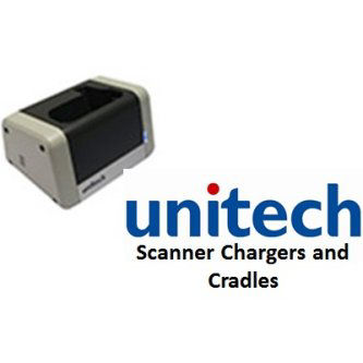 Unitech Scanner Chargers and Cradles - PCSYS